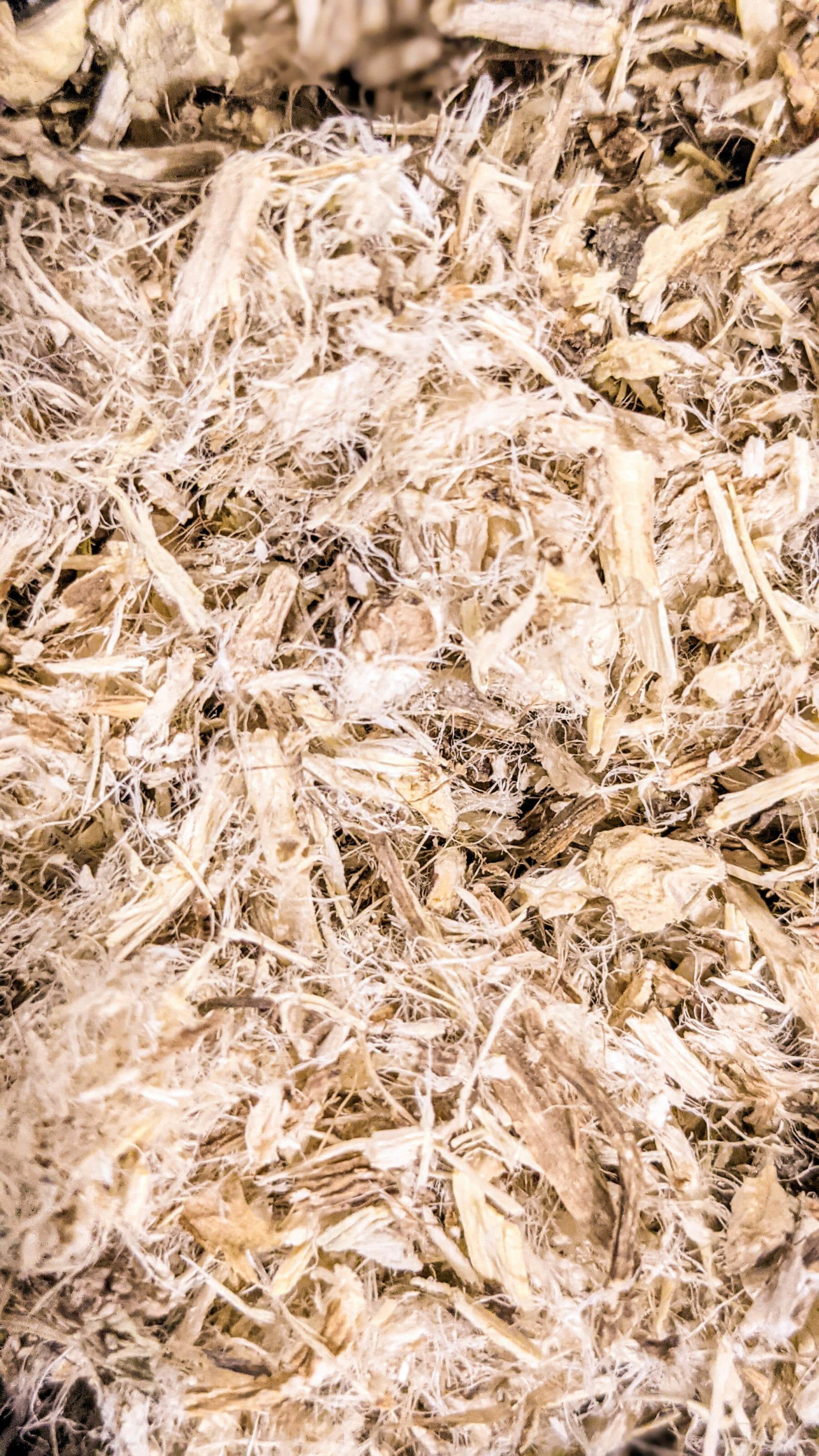 Marshmallow Roots Fluffy texture