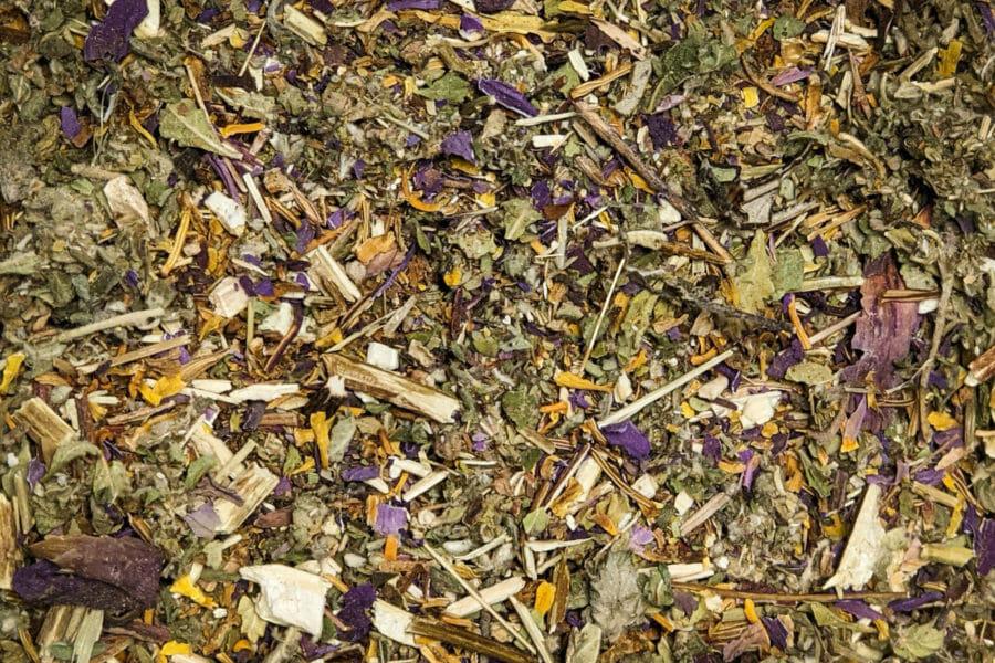 classic blue smoking herbal blend